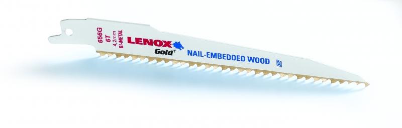 Panze LENOX Gold 656G 150 mm 6TPI Lenox de la Unior Tepid