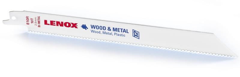 Panze Bi-Metal 810R 200 mm 10TPI