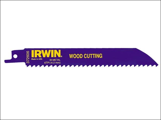 Set 5 panze sabie pentru lemn Bi-Metal  Irwin de la Unior Tepid