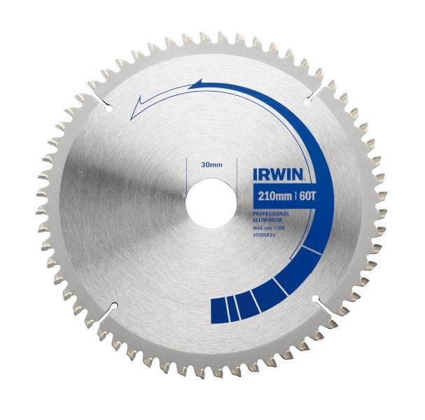 Panze circulare Professional Aluminium Irwin de la Unior Tepid